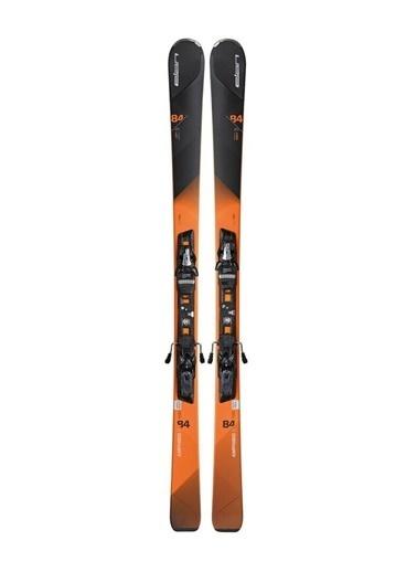 Elan Amphibio 84 XTI Kayak + ELX 12.0 Fusion Bağlama Renkli
